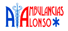 AMBULANCIAS ALONSO logo